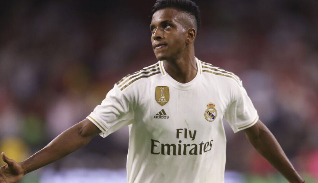 Rodrygo Goes | Brasil. (Getty Images)