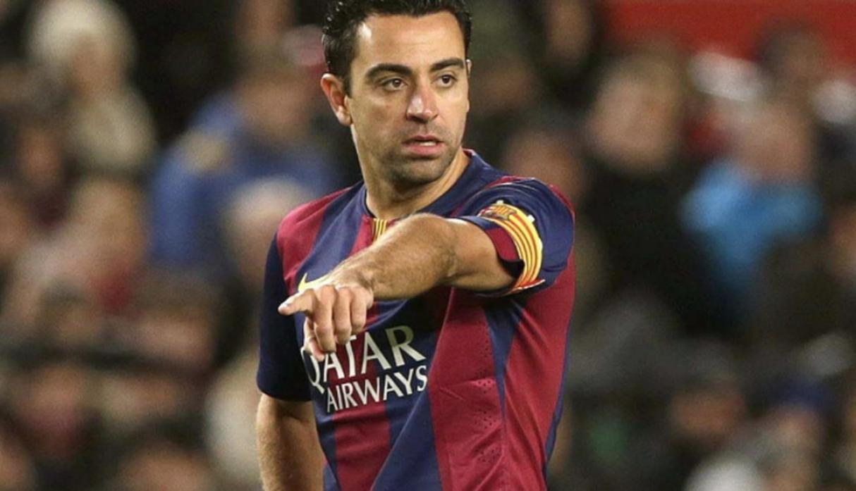 Xavi Hernández. (Getty Images)