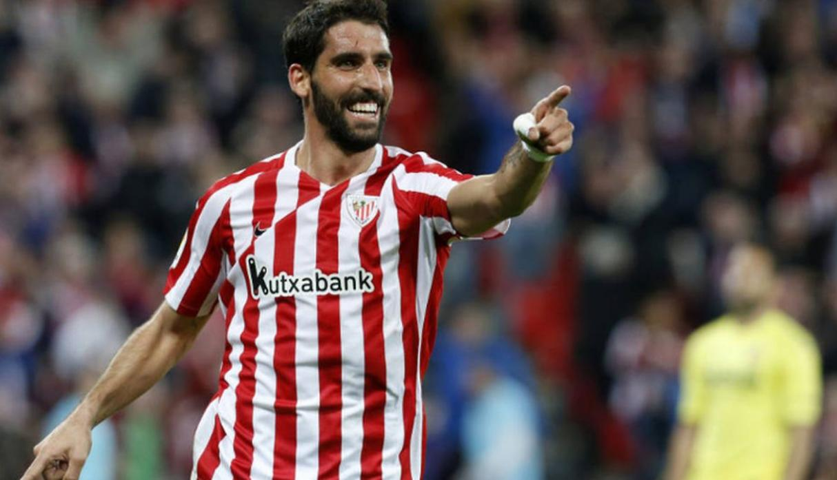 Raúl García | Athletic Club | Goles: 2. (Getty Images)
