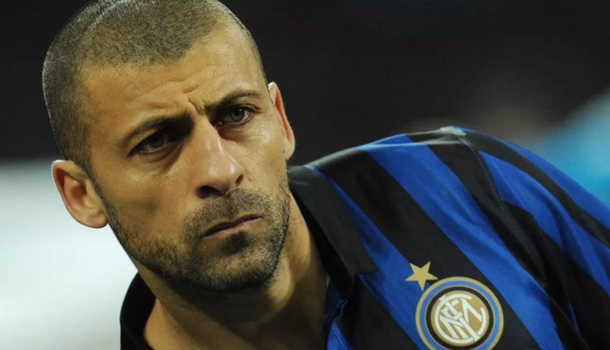 Walter Samuel. (Getty Images)
