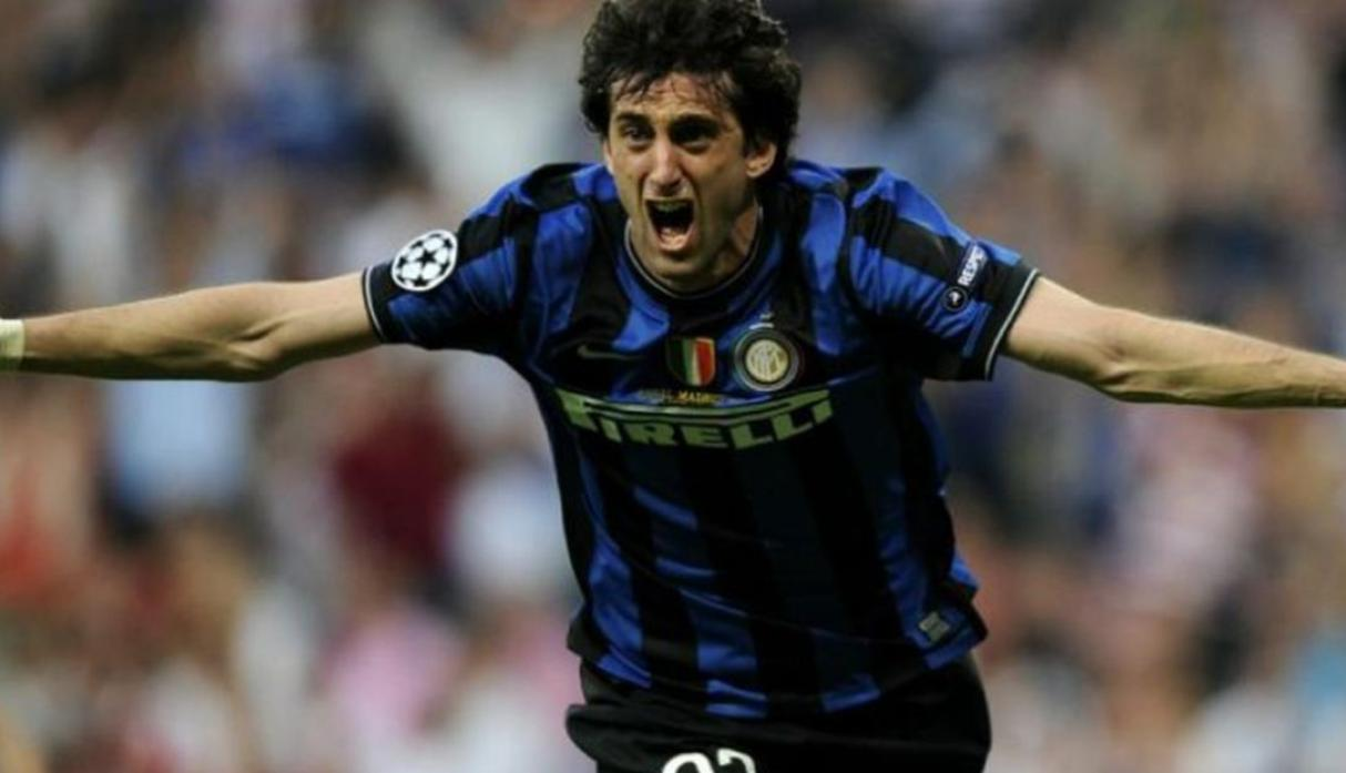 Diego Milito. (Getty Images)