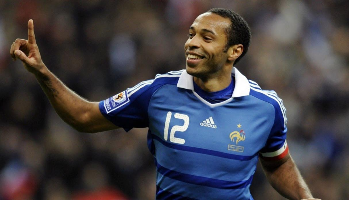 20. Thierry Henry -