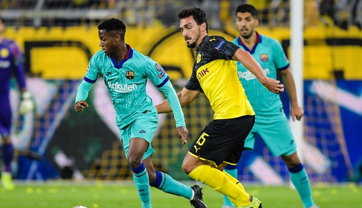 Image Result For Vivo Borussia Dortmund Vs Barcelona En Vivo Youtube Stream