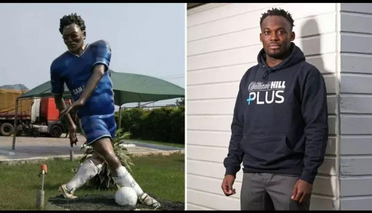 Michael Essien. (Getty Images)