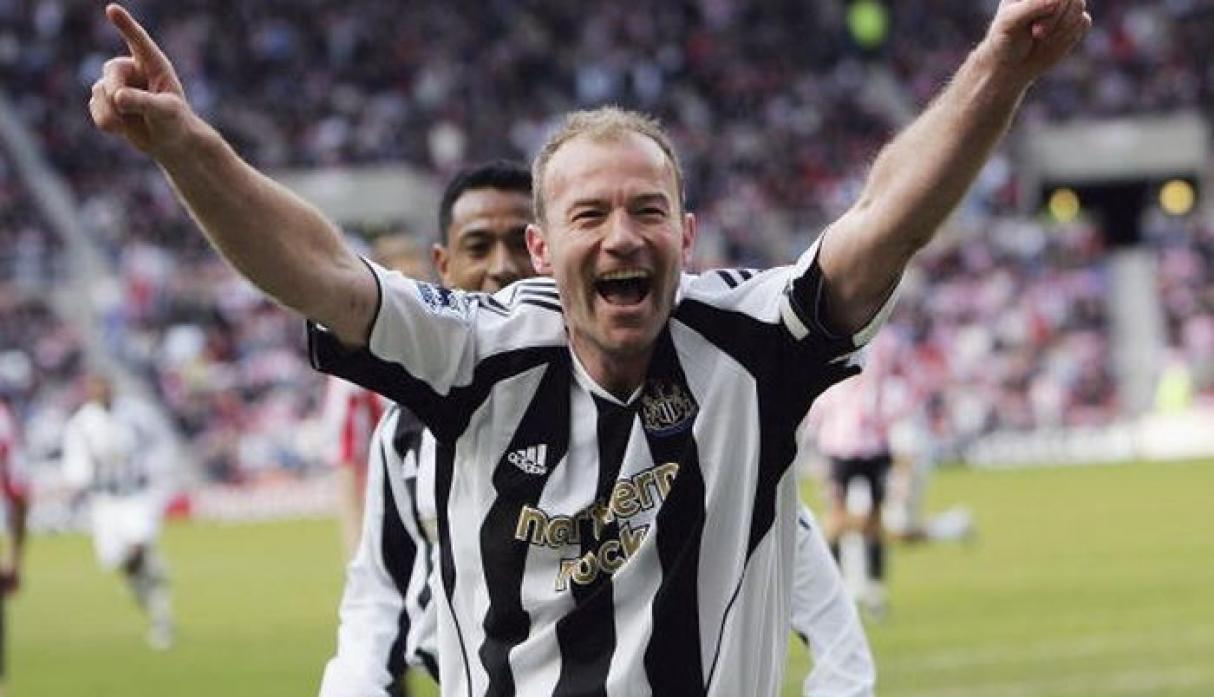 Alan Shearer. (Getty Images)