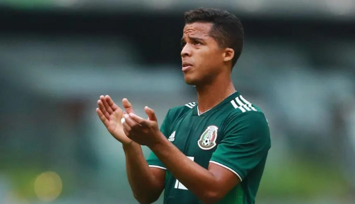 Giovani dos Santos. (Getty Images)