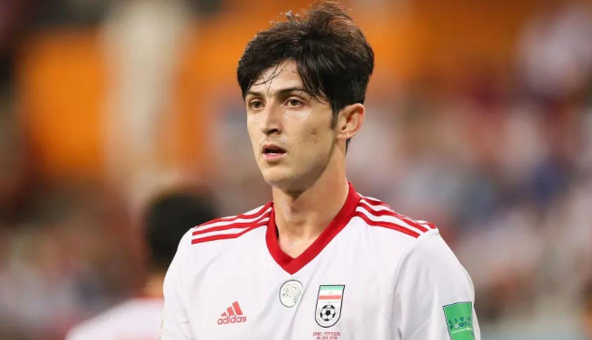 Sardar Azmoun. (Getty Images)