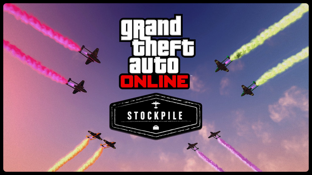 GTA V Stockpile