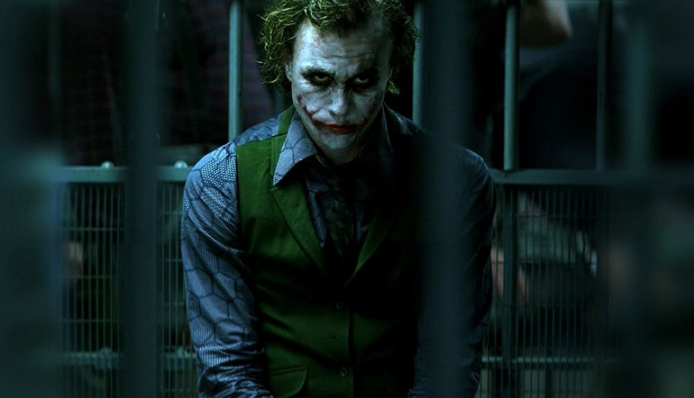 "Batman ""The Dark Knight"": el Joker de Heath Ledger y Nolan"