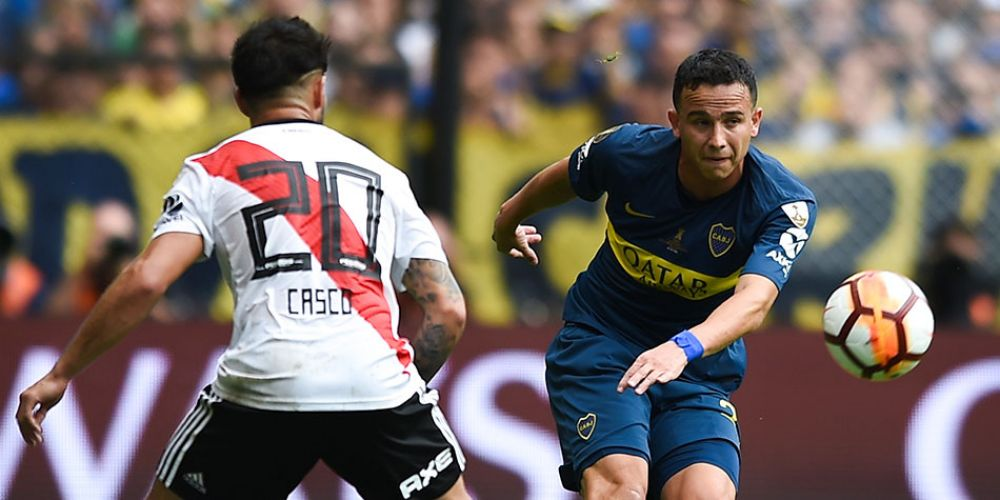 River vs. Boca en vivo