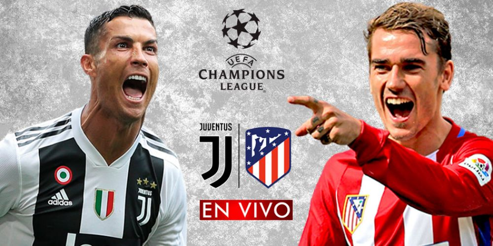 Juventus vs. Atlético Madrid