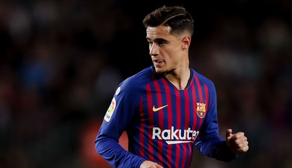 Philippe Coutinho - Barcelona - 157.0 ME (Getty)
