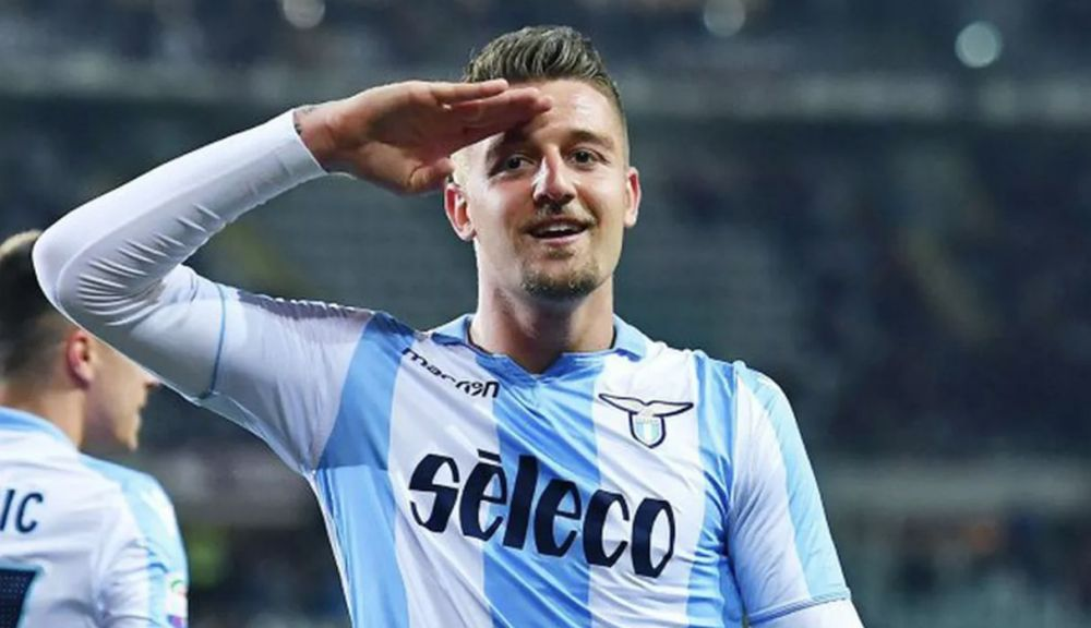 Sergej Milinković-Savić. (Getty Images)