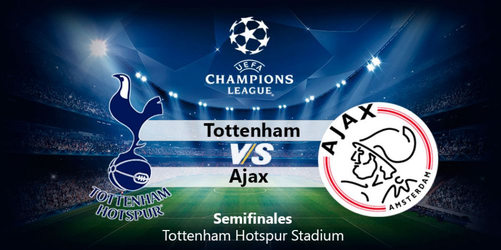 Tottenham vs. Ajax