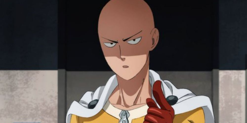 One Punch Man 2x05