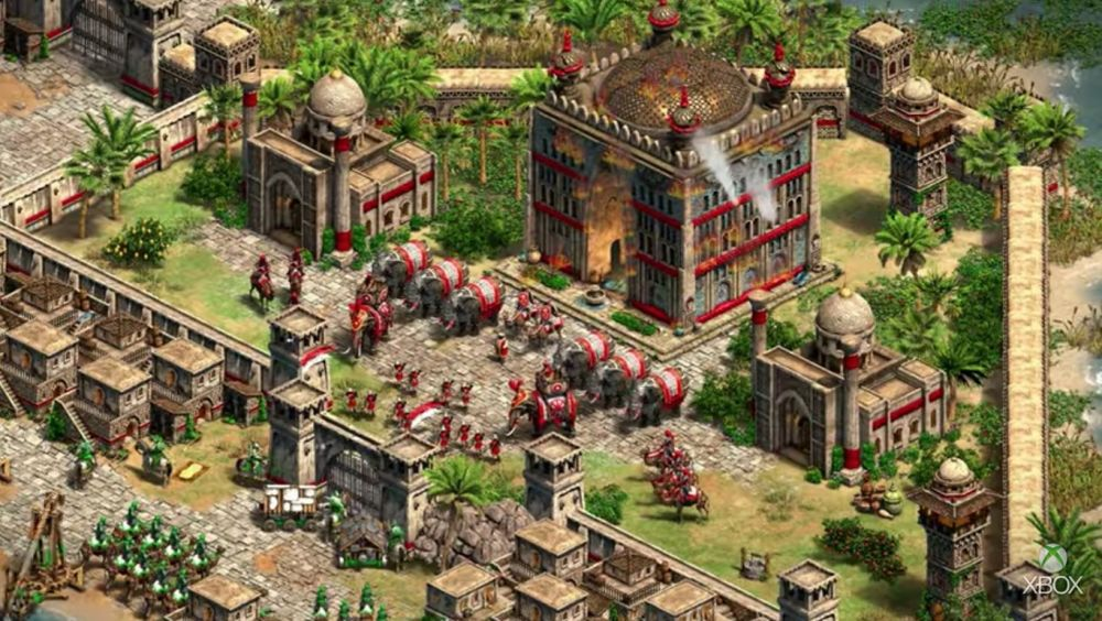 Age of Empires 2: Definitive Edition fija su lanzamiento para otoño