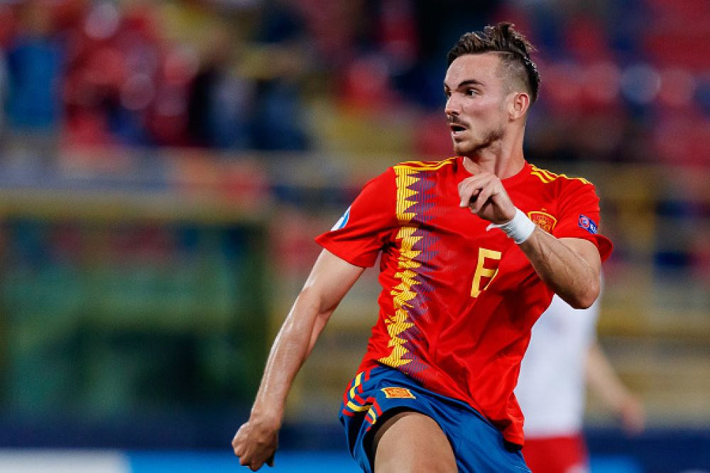 Fabián Ruiz es el 'plan B' del Real Madrid en caso de que no llegue ni Paul Pogba ni Christian Eriksen. (Getty Images)
