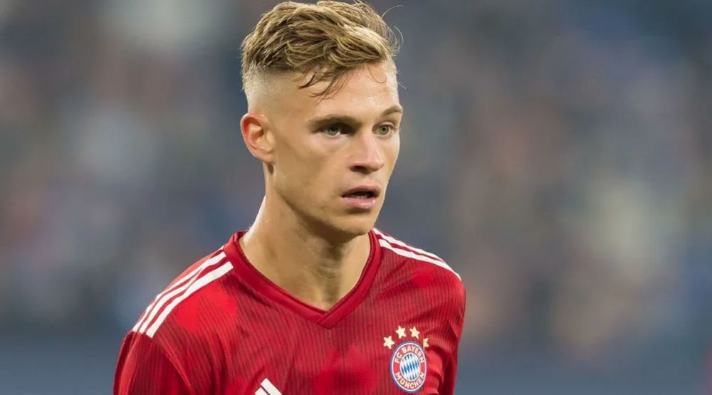 Joshua Kimmich. (Getty Images)