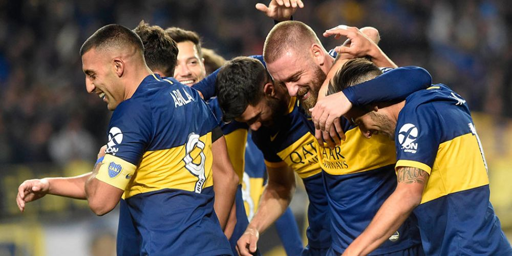 Boca Juniors vs. Liga de Quito