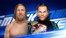 WWE EN VIVO: Daniel Bryan enfrenta a Jeff Hardy en SmackDown a semanas de Money in the Bank
