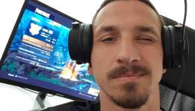 ¿Zlatan se une a los eSports? En Twitch juega Fortnite: Battle Royale con su hermano