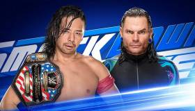 WWE SmackDown: sigue todos los combates del show azul posterior a Extreme Rules