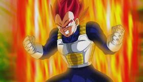 Dragon Ball Super: Vegeta en modo Super Saiyan Dios tendrá que enfrentarse a Broly [FOTOS]