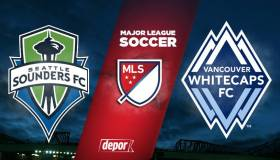 Ruidíaz vs. Reyna: Seattle Sounders vs. Vancouver Whitecaps juegan en partidazo de la MLS 2018