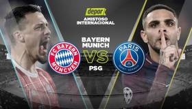 Bayern Munich vs. PSG: juegan en Austria por la International Champions Cup 2018