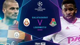 Con Jefferson Farfán: Galatasaray vs. Lokomotiv chocan hoy en Estambul por la fecha 1 de Champions League