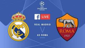 Gratis, sin cortes y de forma legal: Real Madrid vs Roma EN VIVO vía Facebook LIVE por Champions League 2018