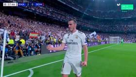 Manual del contraataque: Bale puso el 2-0 en Real Madrid vs Roma tras pase de Modric por Champions [VIDEO]