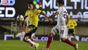 Colombia vs Costa Rica con James y Falcao: se miden en NJ por amistoso internacional FIFA