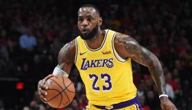 Con LeBron James: Los Angeles Lakers cayeron 124-115 ante los Houston Rockets por NBA en Staples Center