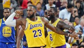 Spurs vs. Lakers con LeBron James: se enfrentan en el Staples Center por la NBA