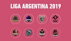 La Liga Argentina de League of Legends confirmó a los equipos de la temporada 2019