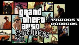 GTA San Andreas: trucos y códigos de Grand Theft Auto: San Andreas para PC, PS2, PS3 y Android