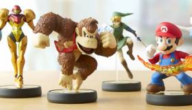 Super Smash Bros. Ultimate para Nintendo Switch tendrá un paquete exclusivo de de 63 Amiibo