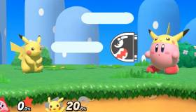 Super Smash Bros. Ultimate: todas las transformaciones de Kirby