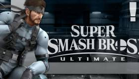Super Smash Bros. Ultimate para Nintendo Switch trae esta macabra referencia respecto a Metal Gear