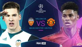 Manchester United vs Valencia EN VIVO: chocan vía Fox Sports 2 por Champions League 2018 en Mestallas