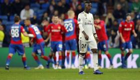 Lágrima blanca: revisa las incidencias de la goleada 3-0 del CSKA Moscú al Real Madrid por Champions League