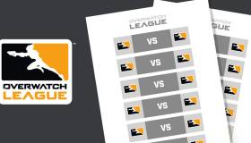 Overwatch League: calendario competitivo de la temporada 2019
