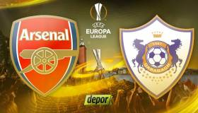 Arsenal vs. Qarabag: hoy se ven las caras en Londres por fecha 6 de la Europa League 2018