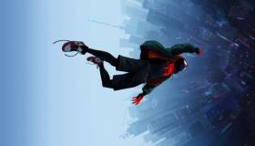 Spider-Man into the Spider-Verse | Tom Holland dio su comentario sobre la película animada del Hombre Araña