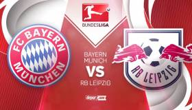 Bayern Munich vs. Red Bull Leipzig: chocan en el Allianz Arena por la Bundesliga 2018
