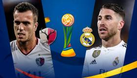 ¡Desde el Zayed Sports City Stadium! Real Madrid vs. Kashima Antlers juegan por semis del Mundial de Clubes