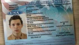 Spider-Man: Far From Home | Peter Parker esconde insólito secreto en su pasaporte
