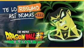 Dragon Ball Super: Broly 'resumido así nomás' ya es viral en YouTube [VIDEO]