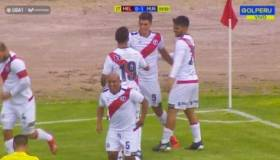 Melgar vs. Deportivo Municipal: Iván Bulos anotó un golazo de cabeza [VIDEO]
